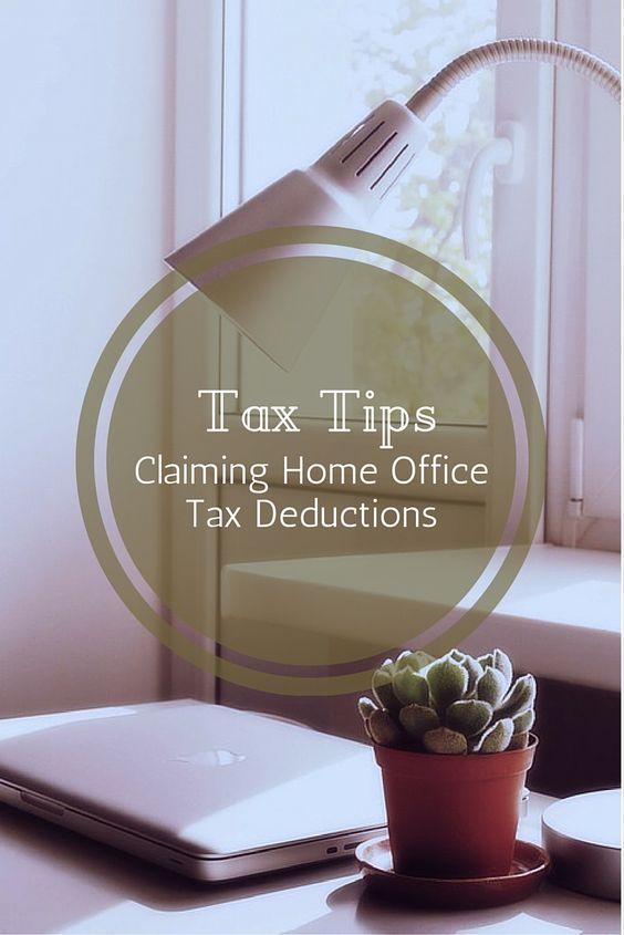 Notaries should make sure they are claiming their home office deductions properly to get the most out of their tax return.