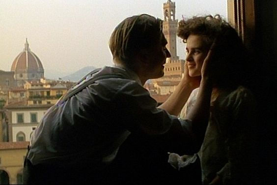 A Room with a View (1985)  Because…Florence.: