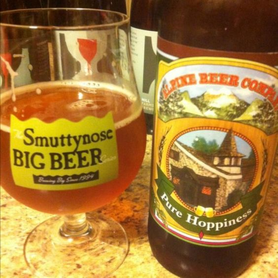 Pure Hoppiness by Alpine Beer Company (CA)