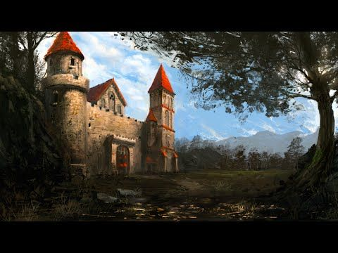 1 Hour of Medieval Instrumental Music  - Medieval Life