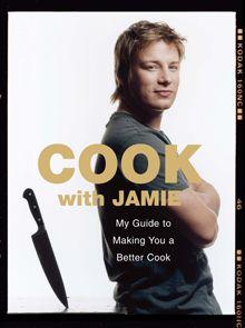 Cook with Jamie Jamie's - um guia com dicas, conselhos e truques para um cozinheiro