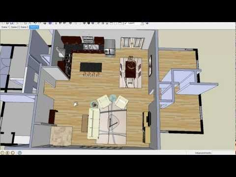 How To Arrange Furniture In Open Floor Plans The Space