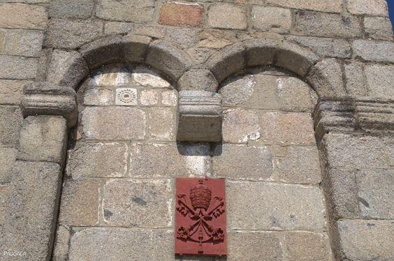 Basílica de San Simplicio. Siglo XI. Detalle. Olbia. Cerdeña.