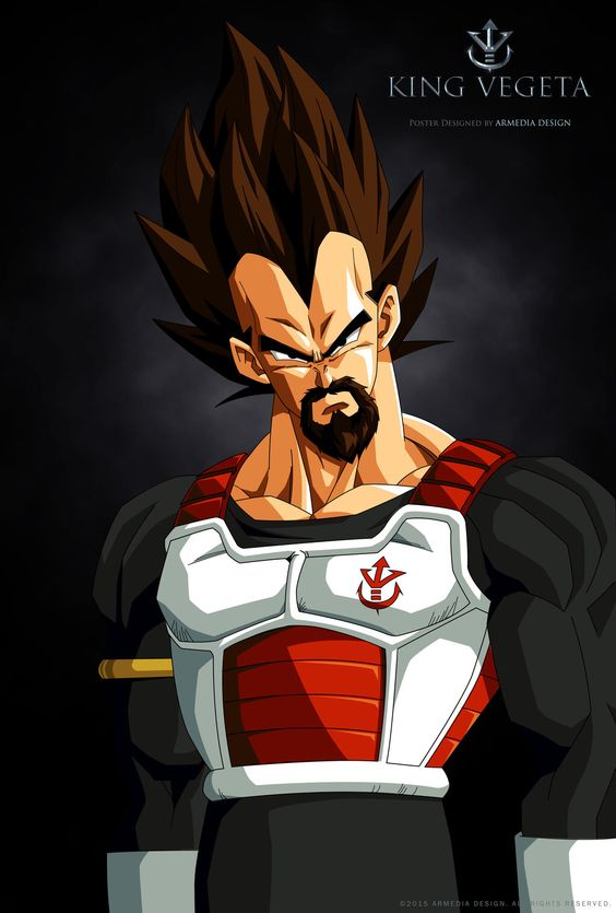 Dragon ball Z - King vegeta by altobello02 on @DeviantArt ...