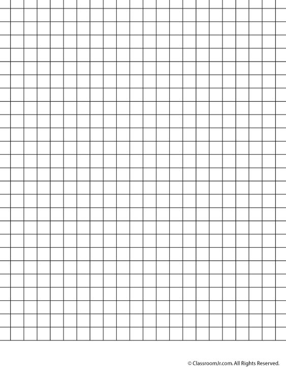 one inch graph paper template - 1 centimeter grid paper printable pictures to pin on