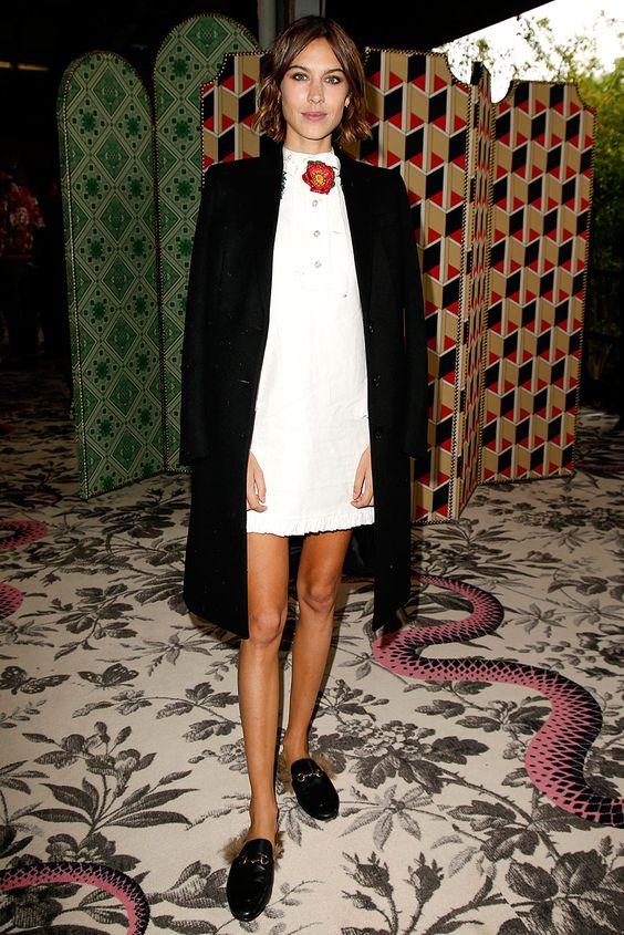 Alexa Chung en Gucci   Galería de fotos 1 de 25   Vogue México