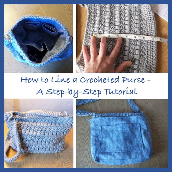 Crochet Bag With Pockets Pattern : Pinterest The world s catalog of ideas