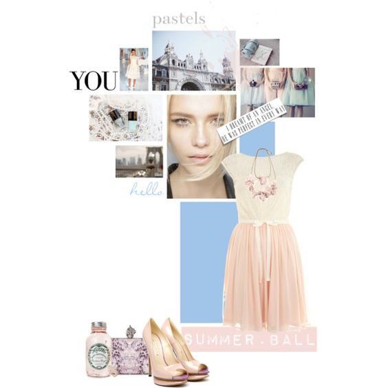 Invite, created by pearlsandstars on Polyvore