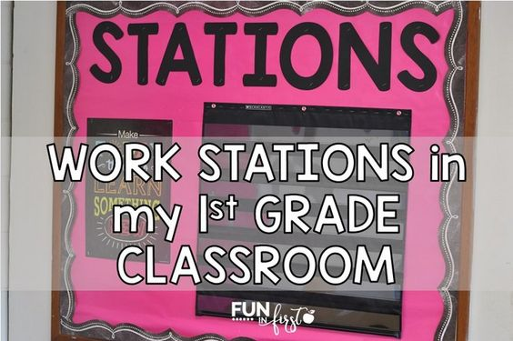 Get a glimpse into how work stations and small group reading is working right now in my 1st grade classroom, including resources and ideas.