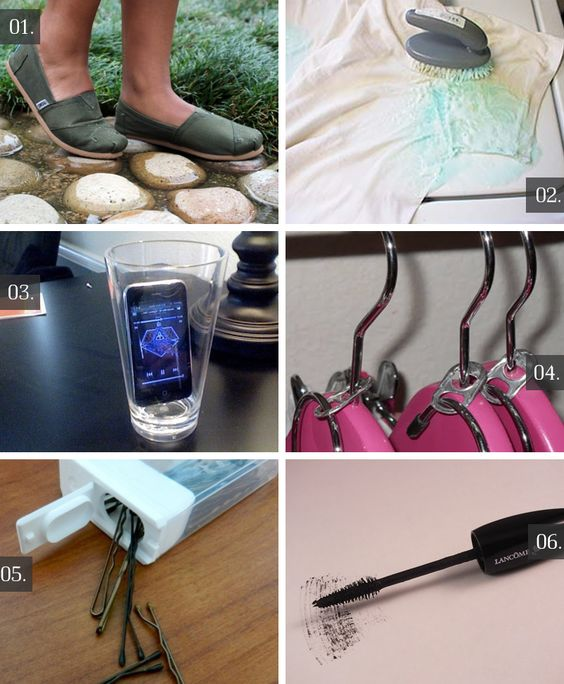 life unpublished - blog: 6 Life Hacks Every Girl Should Know!