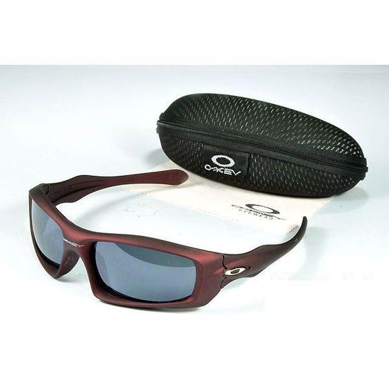 $14.99 Replica Oakley Monster Dog Sunglasses Smoky Lens Brown Frames Us Outlet Deals www.racal.org
