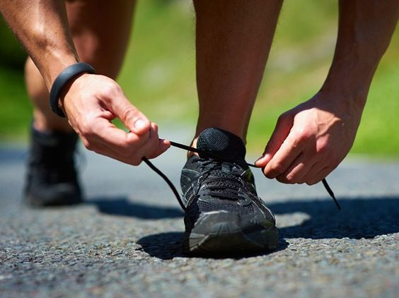 How to ease back into running after injury.