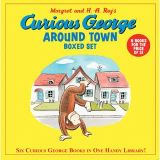 Curious George Around Town?