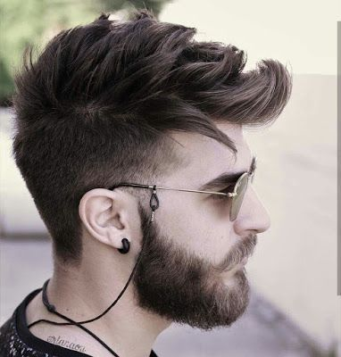 New Trending Boy Amazing Hairstyle Pic Collection 2019 All Type Whatsapp And Facebook Status In 2020 Hair And Beard Styles Beard Hairstyle Mens Hairstyles With Beard
