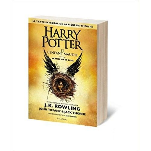 Amazon.fr - Harry Potter 8 : Harry Potter et l'enfant maudit