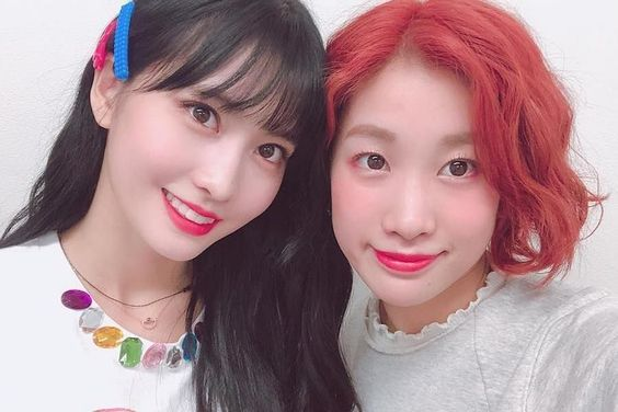 Watch: TWICE's Momo And Her Sister Prove Talent Runs In The Family In New Dance Video
