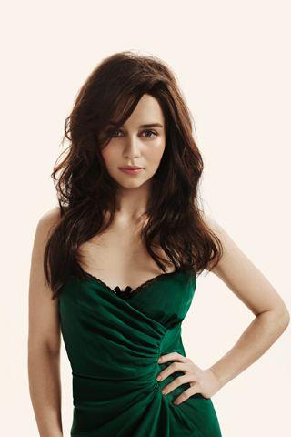 Emilia Clarke (Daenerys Targaryen, Game of Thrones) Foto: Leo Cackett