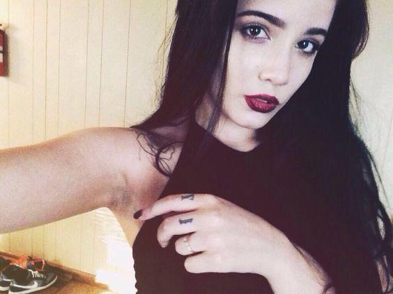 Halsey O Ashley Nicolette Frangipane: Makeup Inspiration, The O'jays And Live Life On Pinterest