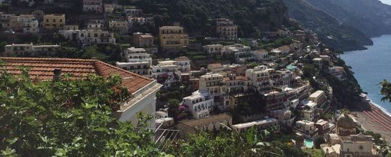 Where to Shop in Positano Italy