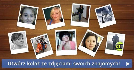 Utwórz kolaż ze zdjęciami swoich znajomych!