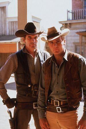 I liked Heath the best on Big Valley.  He never felt like he belonged.