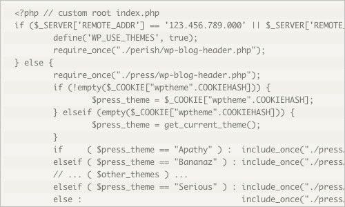 dHuge Collection of Code Snippets: HTAccess, PHP, WordPress, jQuery, HTML, CSS