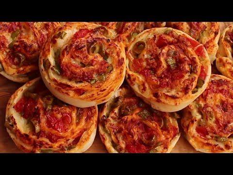 رمضانيات مقبلات معجنات مالحة سهلة و سريعة التحضير Youtube Cuisine