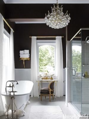 Victorian House Design - Antique Decorating Ideas - House Beautiful