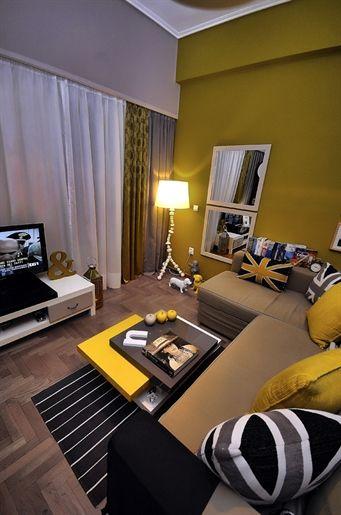 Ruang Tamu Kuning Keemasan Idea Pengguna Ikea Di Greece Ekspresiruang Dream Home Pinterest Living Es Rooms And House