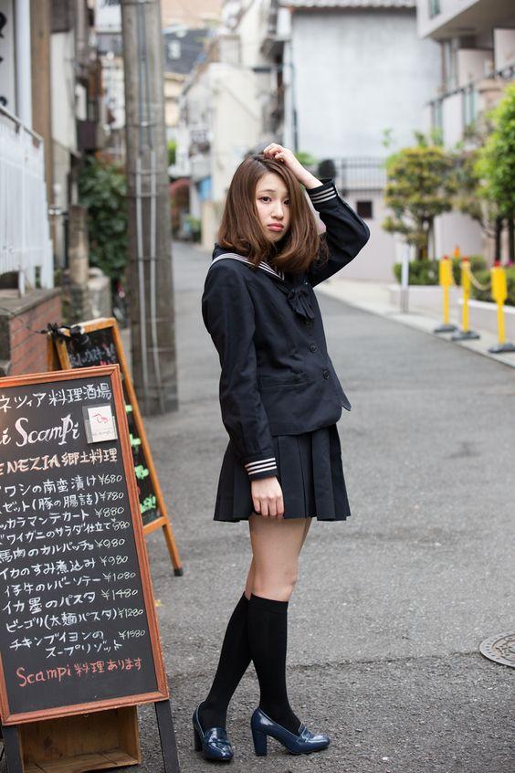 """Japanese Model - """"After"""""""