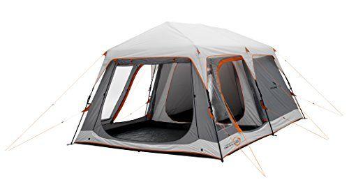Easy Camp Oak Grove 500 Tienda De Campana Color Gris Plateado 5 Personas In 2020 Tent