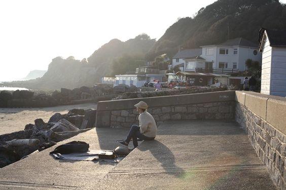 Steephill cove via artemis russell & the lovely Junkaholique blogspot:
