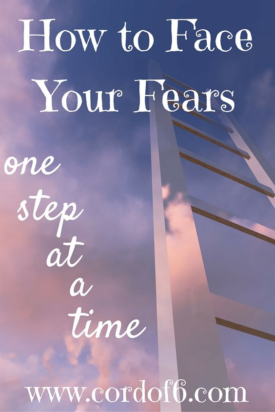 13 Tips to Face Your Fears, Grow with Them and Enjoy the Ride