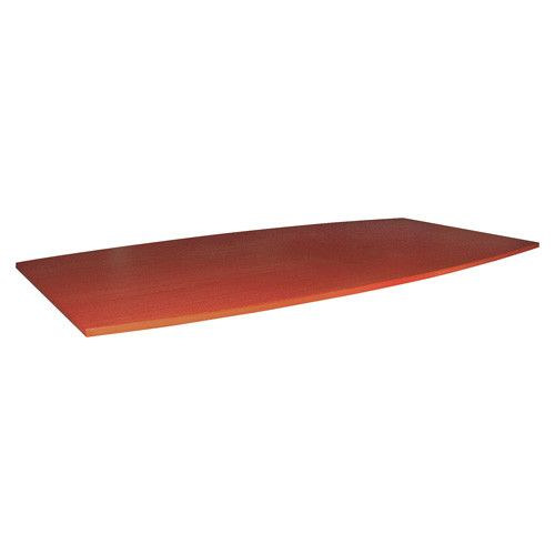 """Lorell 69120 Conference Table Top 96"""" Width x 48"""" Depth - Cherry"""