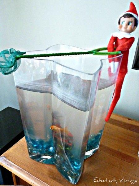 Elf On The Shelf 18 Hysterical Ideas Shelf Ideas