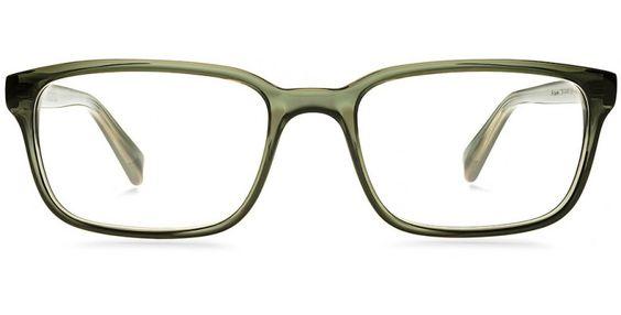 Seymour Sage Eyeglasses    Warby Parker