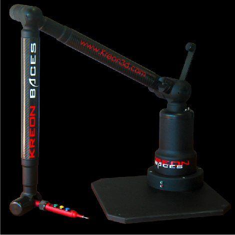 brazo de medicion 3d baces  kreon