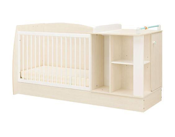 Lit bébé, Galipette collection Ludo ! #lit #litbébé #bébé #bedroom #chambre #chambrebébé #babybedroom #baby #bébé #galipette #galipettebaby
