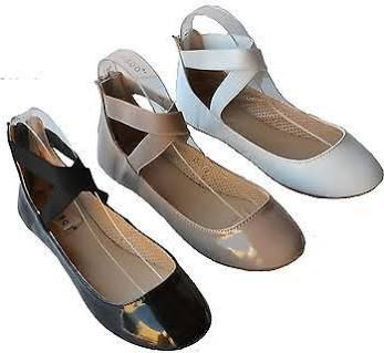 ballet flats with straps - Google Search