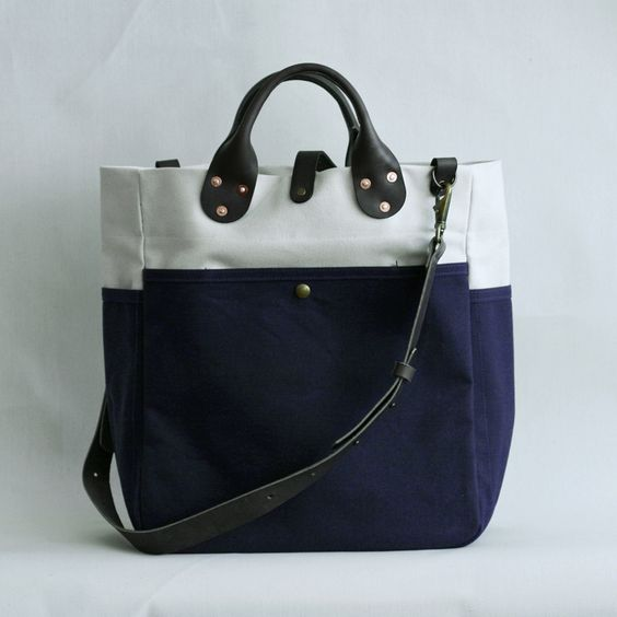 Winter Session Garrison Bag - made in Chicago