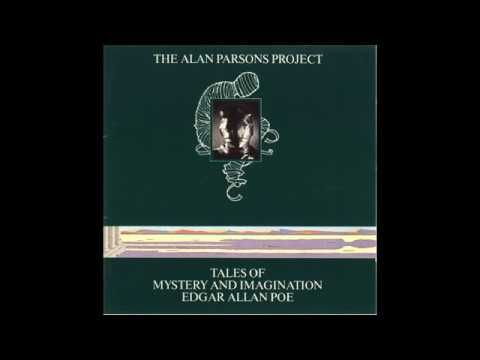 The Alan Parsons Project Tales Of Mystery And Imagination Edgar