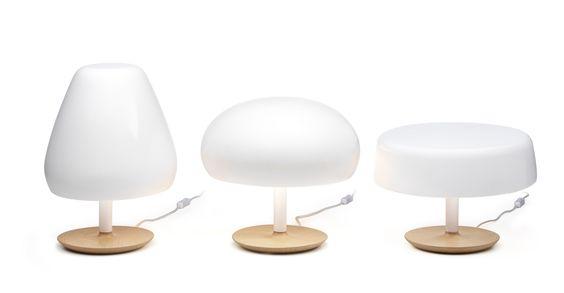 Lampada da tavolo a LED in ceramica ASPEN | Lampada da tavolo in ceramica - ALMA LIGHT