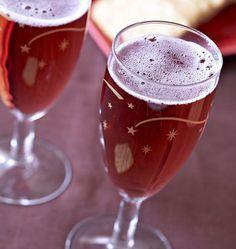 Cocktail champagne gloss - Ôdélices : Recettes de cuisine faciles et originales !