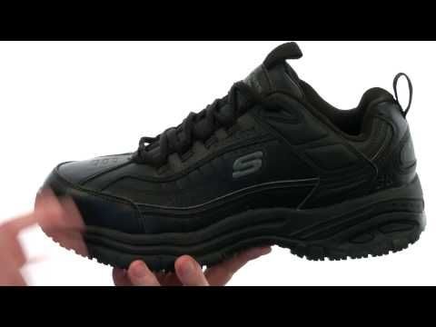 skechers work shoes for standing all day