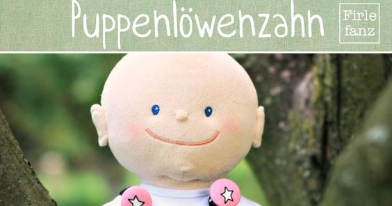 Firlefanz: Der Puppenlöwenzahn ist da! Latzhose für Puppen 25-50cm (evtl auch für frühchen und Neugeborene?