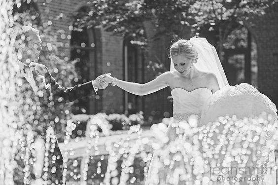 Through the Fountain | jeansmithphotography.com