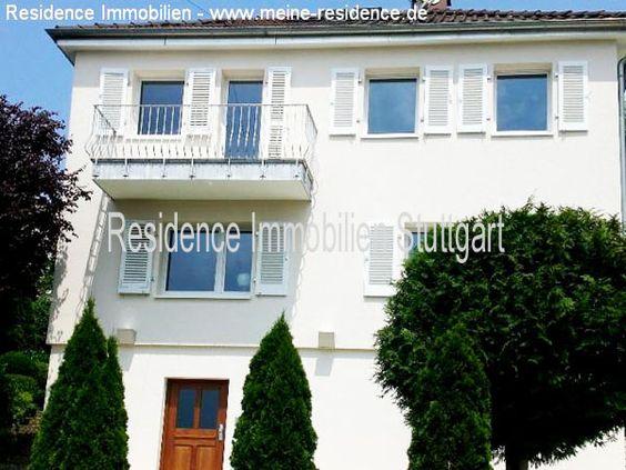 Haus in Ostfildern - Großzügiges Haus - 7 Zimmer, Einliegerwohnung und großer Garten. Haus kaufen oder verkaufen - Residence Immobilien Stuttgart