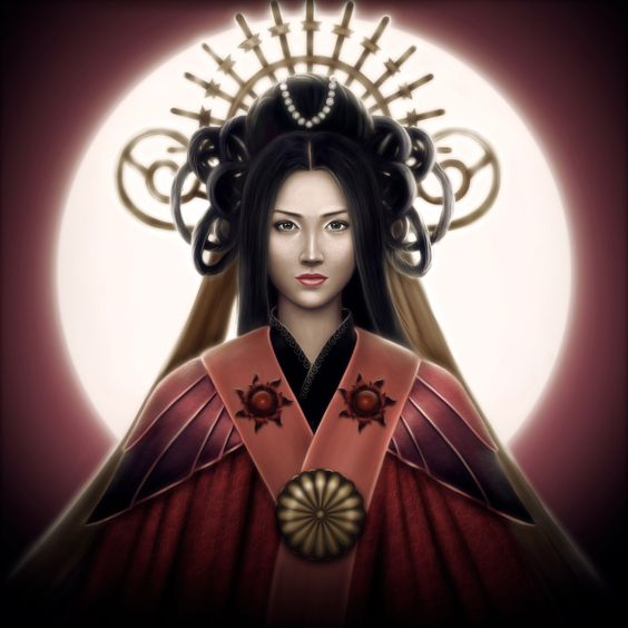 Amaterasu - Goddess of the Sun