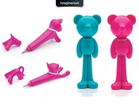 As canetas mais fofas e divertidas para alegrar suas anotações, quem tem? A Imaginarium, e você pode ter também! Clica e confere as opções lá no blog: http://goo.gl/ciVLMR