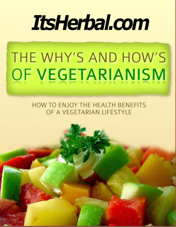 The Whys and Hows of Vegetarianism  The case for vegetarianism is getting stronger by the day. Yet few meat eaters are aware of exactly how they're affecting both their mental and physical well-being as well as the environment. Fewer still are able to break away from the habit of eating meat. This book lays the facts on the table and shows you how to take the leap into vegetarianism. Read this free Ebook at Scribd, http://www.scribd.com/doc/90723044/The-Whys-and-Hows-of-Vegetarianism